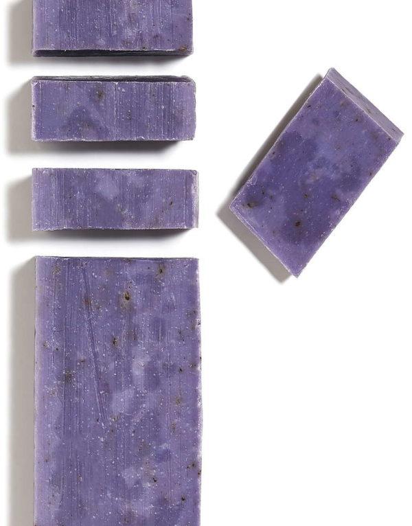 натуральное мыло прованская лаванда