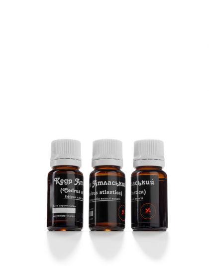 эфирное масло кедр атласский