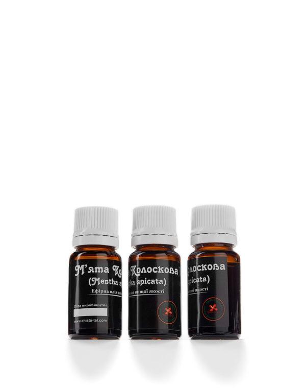 эфирное масло мята колосковая
