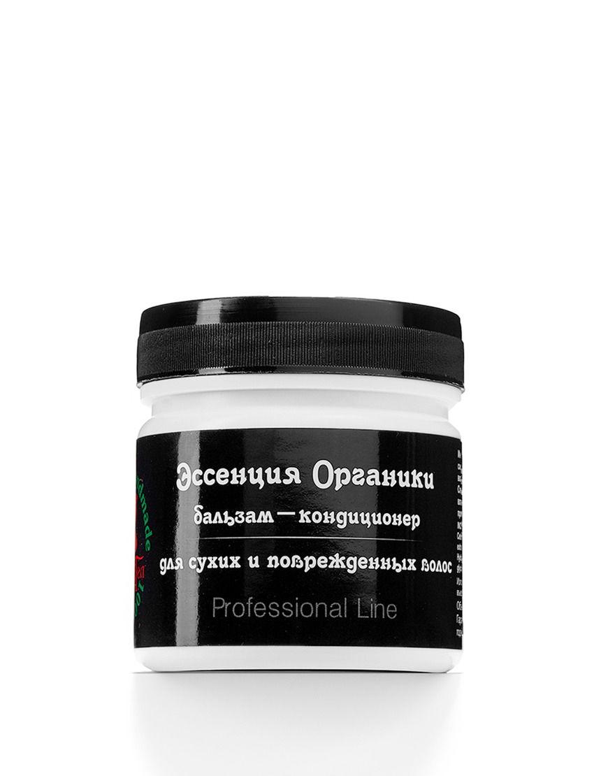 натуральный бальзам-кондиционер для сухих и поврежденных волос
