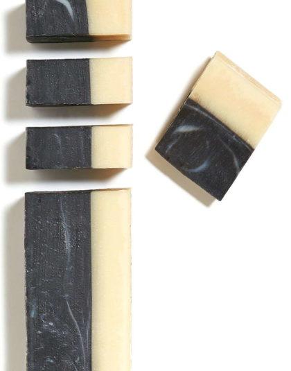 натуральное мыло black&white