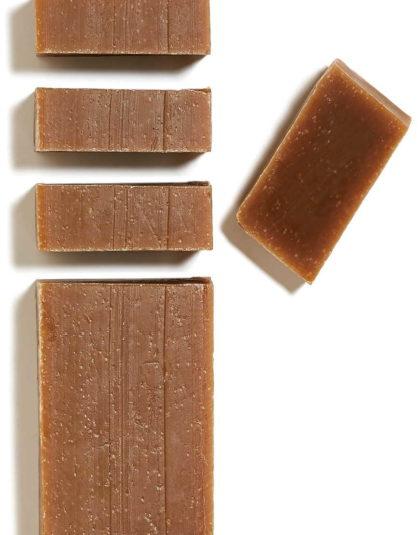 натуральное мыло-шампунь гуцульское пивное